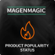 Product Popularity Status Extension for Magento 2